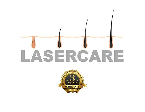 LASERCARE 3-Year Extended Warranty