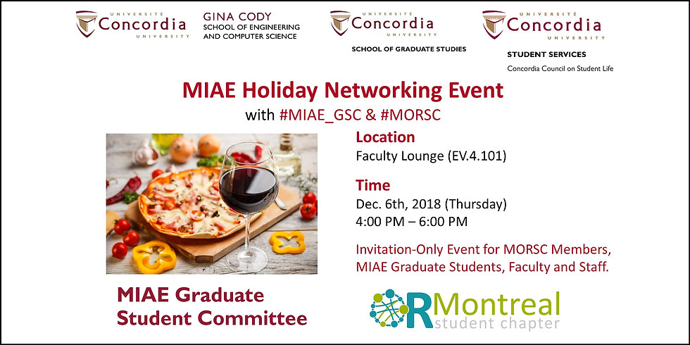 MIAE Holiday Networking Event