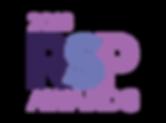 2018 RSP Awards logo