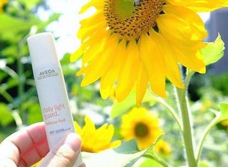 Summer hair and skin essentials