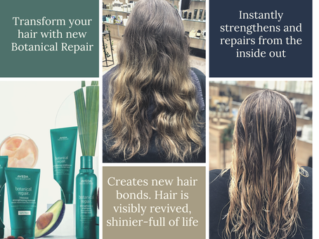 Get hair 5 x's stronger!