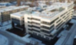 lovisenberg-sykehus Administrasjonsbygg.