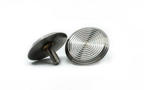 Taktile knotter - Rustfritt stål