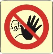 Forbudskilt - Adgang forbudt