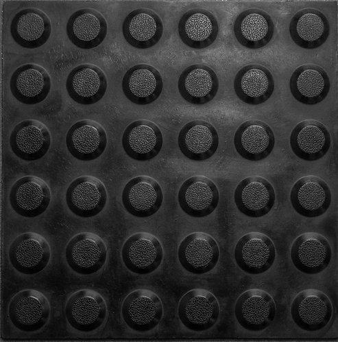 Taktile knotter - Polyuretanplate