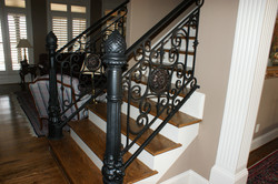 Main Stair Entry