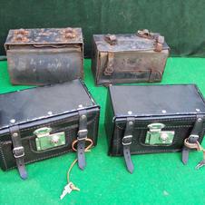 NORTON CARRIER BOXES