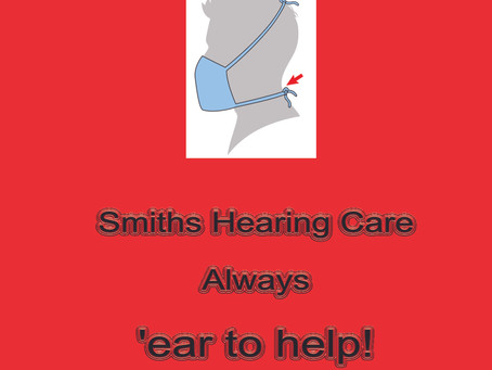 Hearing Aids & Face Masks - Are You Finding It Tricky?