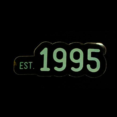 Est. 1995 Stickers