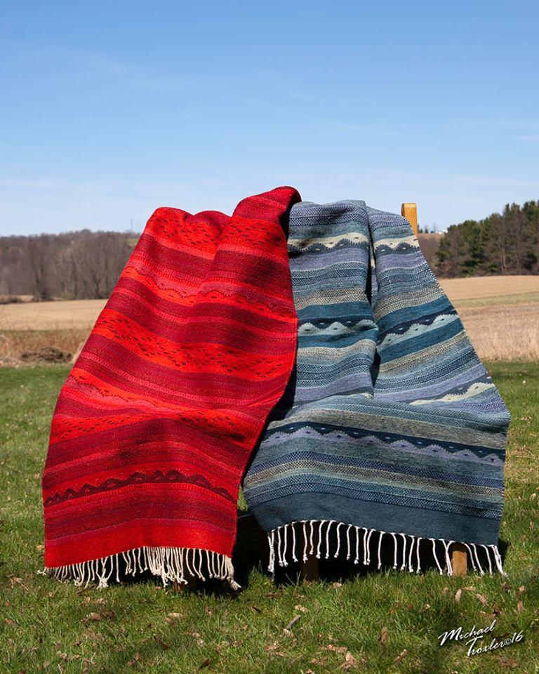Rugs by Jose Buenaventura Gonzalez Gutierrez mexicanweaver.com