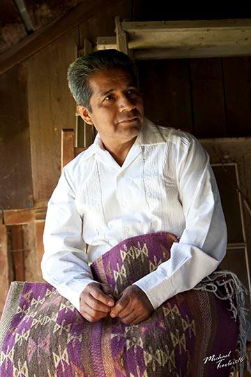 Jose Buenaventura Gonzalez Gutierrez, Master Weaver