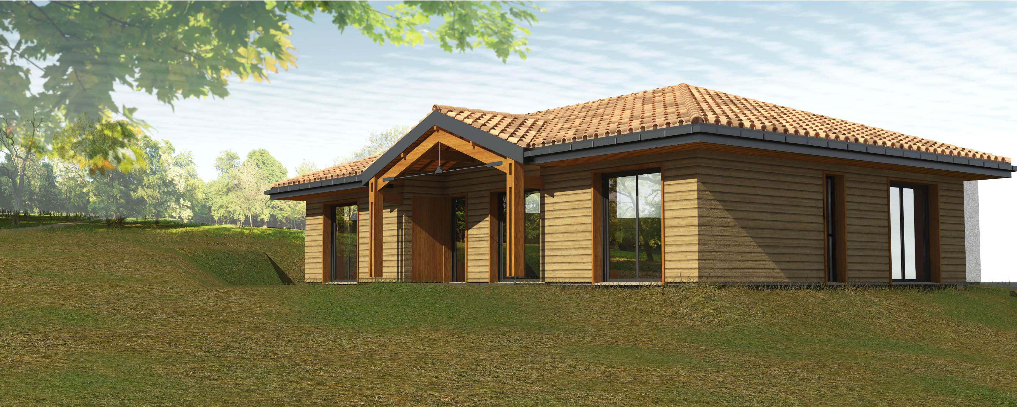Construction d'une maison à Atur