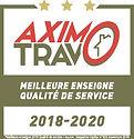 Logo meilleure enseigne 2018-2020