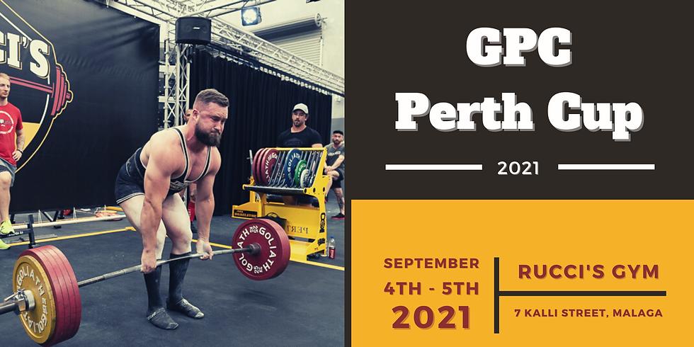 2021 GPC Perth Cup