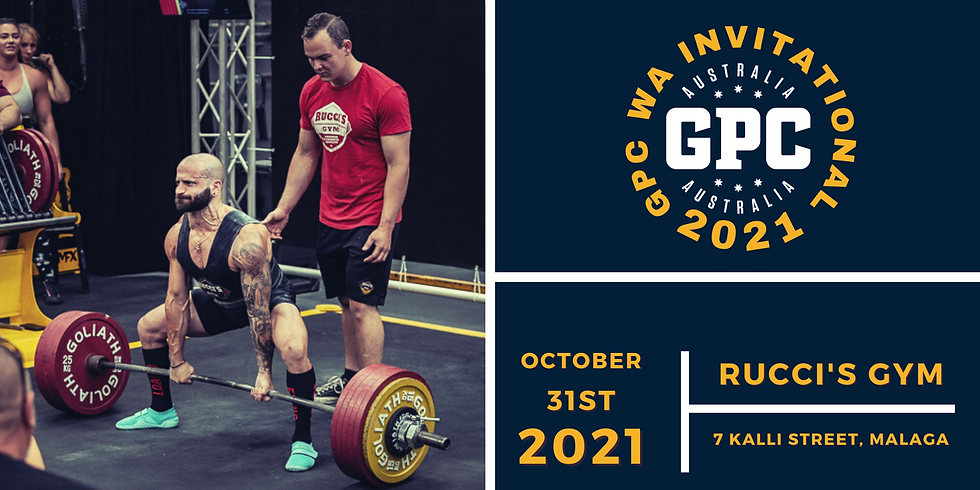2021 GPC WA Invitational
