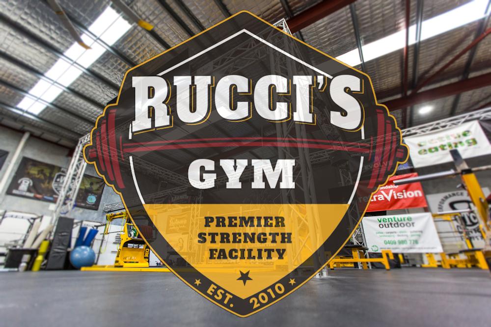 Powerlifting strength gym perth western australia rucci s gym