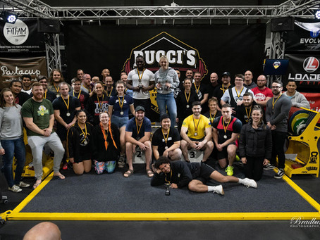 2019 APU WA State Powerlifting Championships