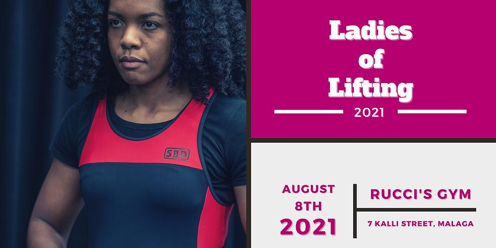 2021 Ladies of Lifting
