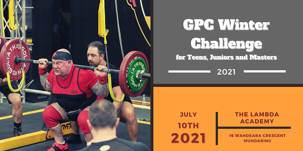 2021 GPC Winter Challenge
