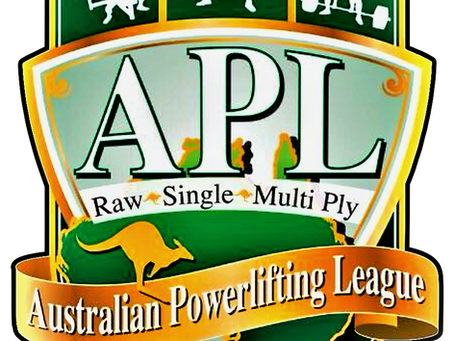 2020 APL WA State Powerlifting Championships