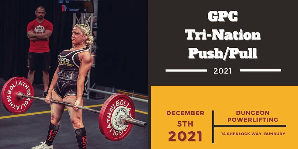 2021 GPC Tri-Nation Push/Pull