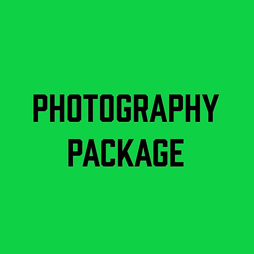Green Photography Package