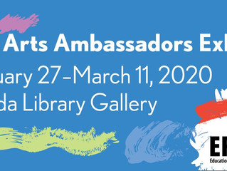 14th Annual Arts Ambassador Exhibit and Reception