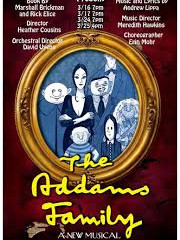 "Miramonte Performing Arts presents ""The Addams Family"""
