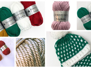 New Yarns & New Patterns for the New Season