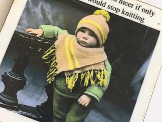 On the fifth month of #knitmas Cygnet Yarns gave to me: fiiiiiiiive childrens' patttterrrrrnnnnn
