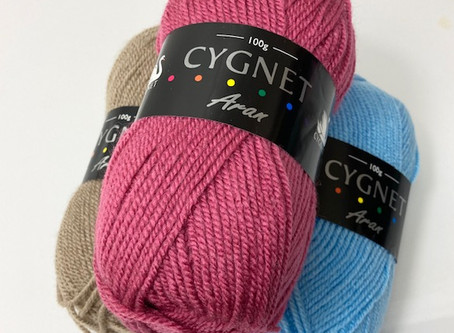 Exciting new shades from Cygnet