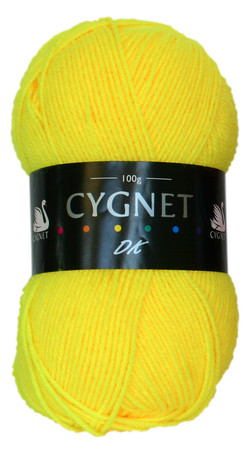 Bright Yellow 3378
