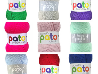 Pato THe best budget friendly yarn....