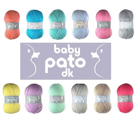 Baby Pato DK by Cygnet Yarns Ltd