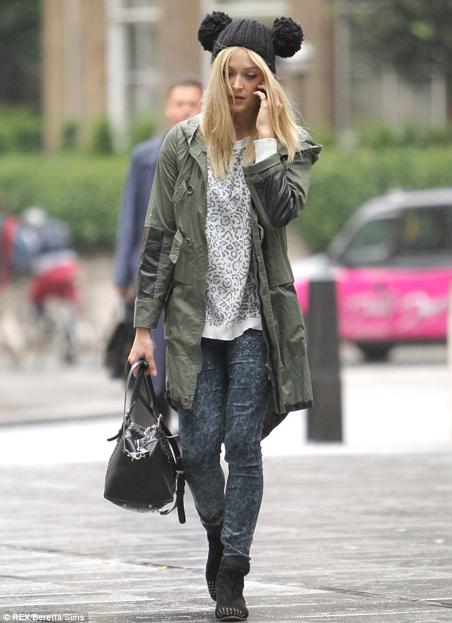 2. I take back what I said earlier about Fearne.