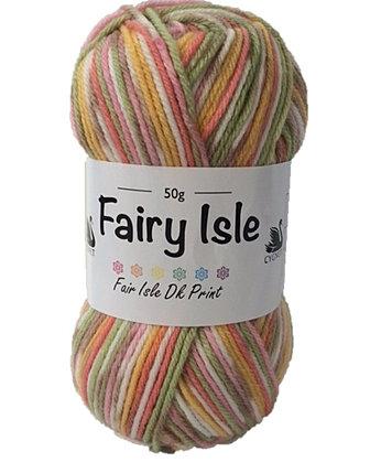Cygnet Yarns Ltd - Fairy Isle DK