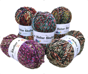 Helter Skelter Chunky 100% Premium Acrylic