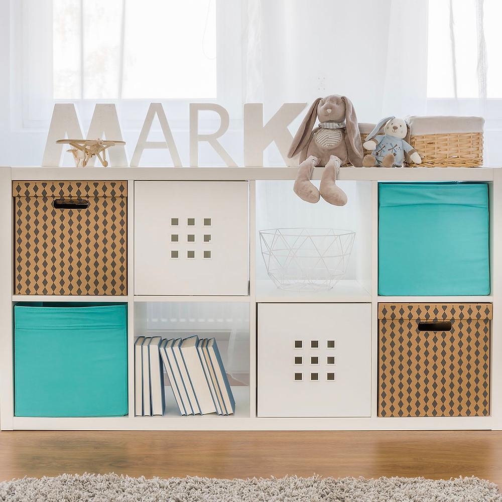 Baby bookshelf storage