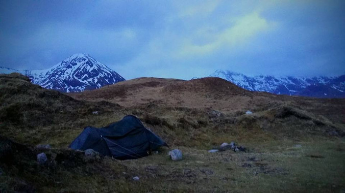 A crash course in high wind camping