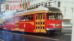 Belmont Staton Train Car