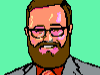 Pixel Portraits: Silly Idea or Retro Cool?