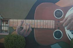 Ramona Music Center Mural