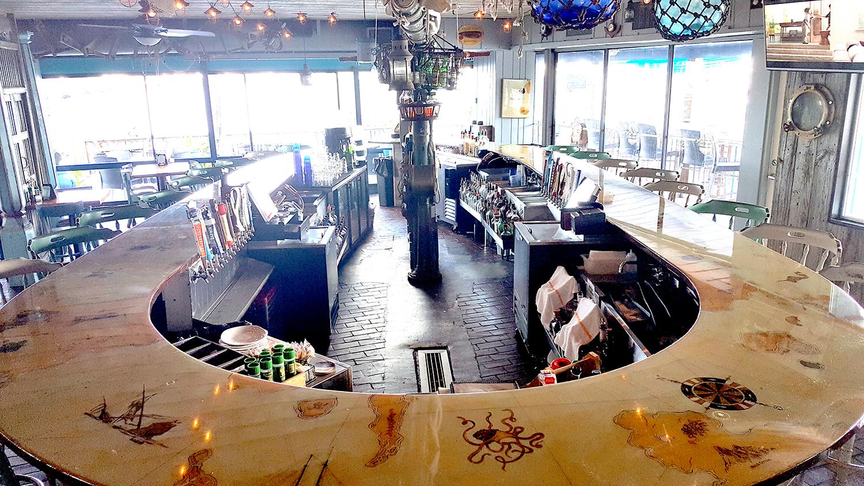 Sea Food Shack Bar Top 2