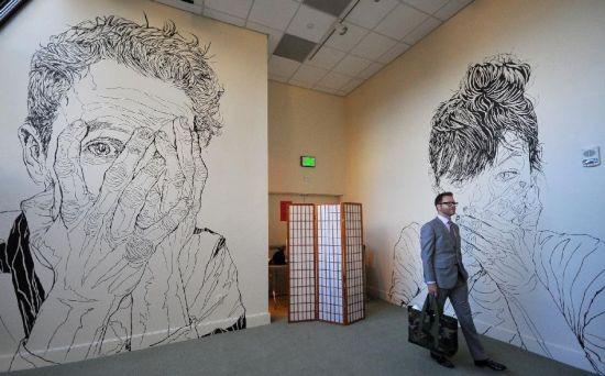 Jonathan Wallraven Exhibit