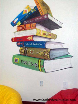 Reading Area Mural