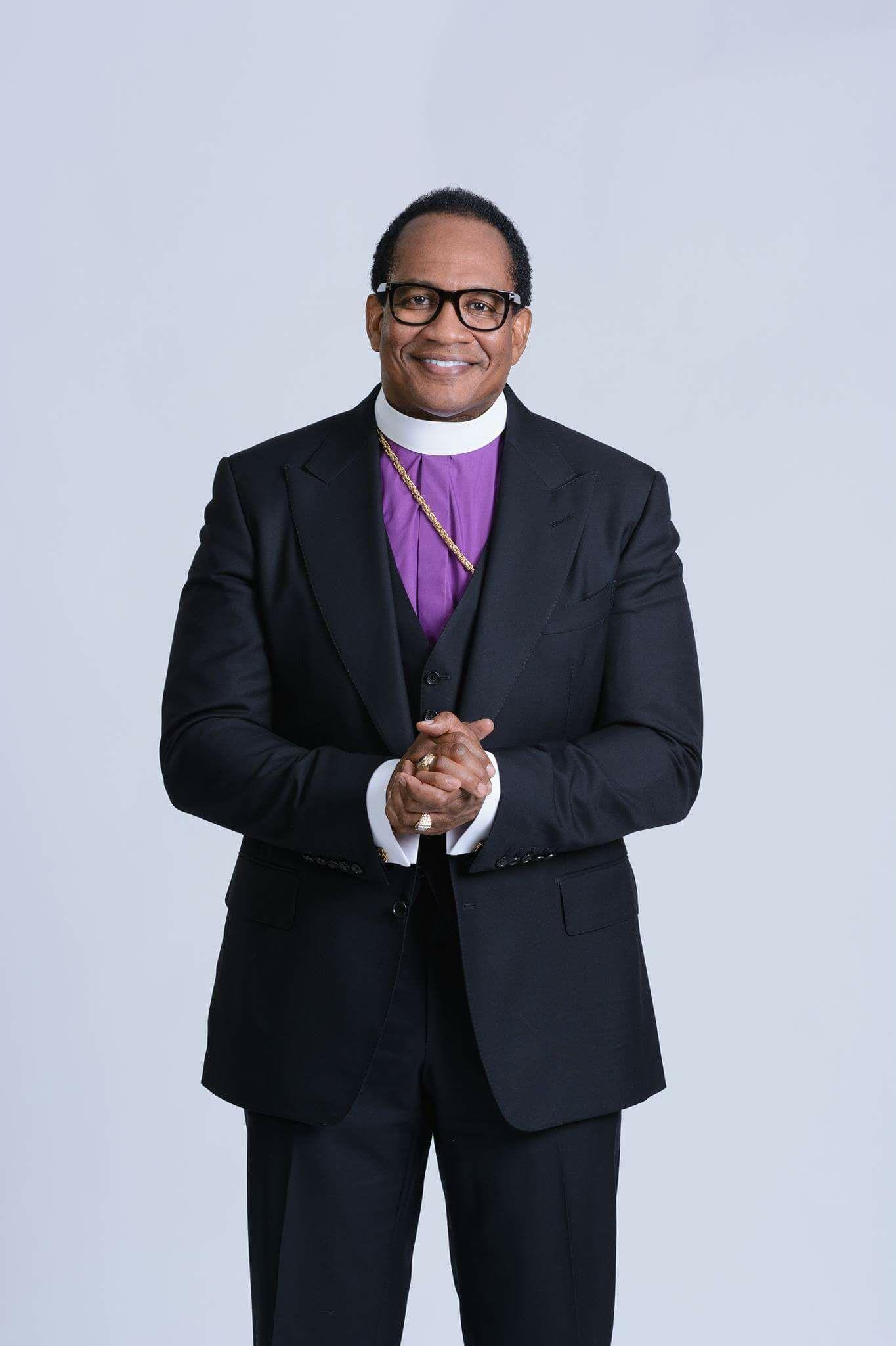 Bishop Patrick L Wooden Sr