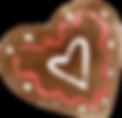 チョコレートハート