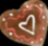 chocolate del corazón