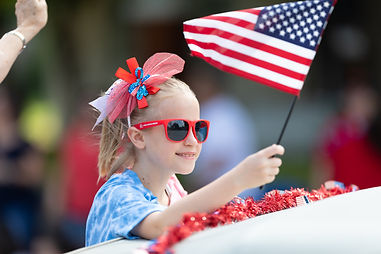 Girl in 4th of July Parade.jpeg