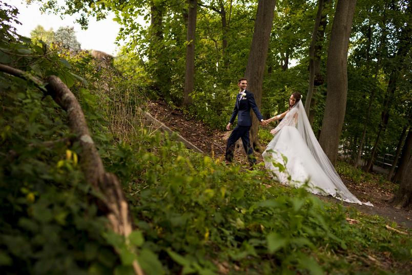 Virginia and Kyle- Sunset Terrace Wedding